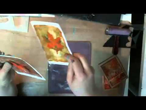 Art Journal Making w/ Gelli Plates