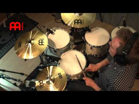 MEINL HCS - COMPLETE CYMBAL SET-UP