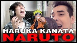 Naruto - Abertura 2 - Haruka Kanata (Completa em Português)