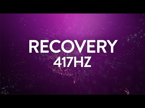 Recovery ⁂ 417Hz ⁂ Ambient Meditation Music With Quartz Singing Bowl