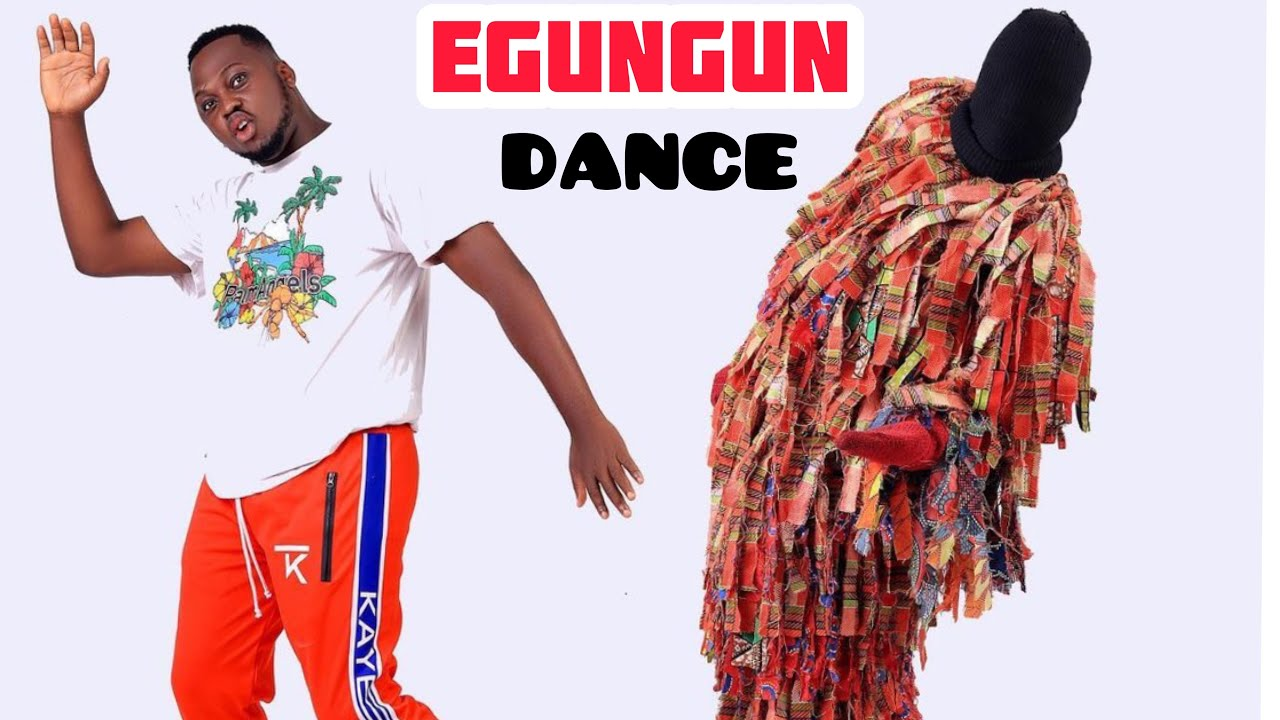 Download Popular Nigerian Masquerade( Egungun ) who dances better than Poco lee
