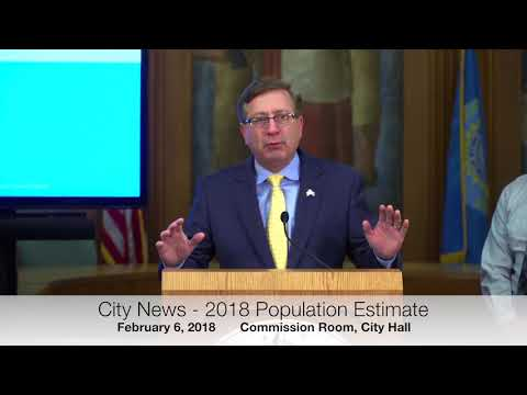 2018-02-06   City News   2018 Population Estimate