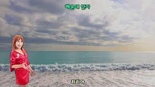 가수/최리아/해운대연가/전철/커버