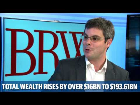 2014 BRW Top 200 Rich List