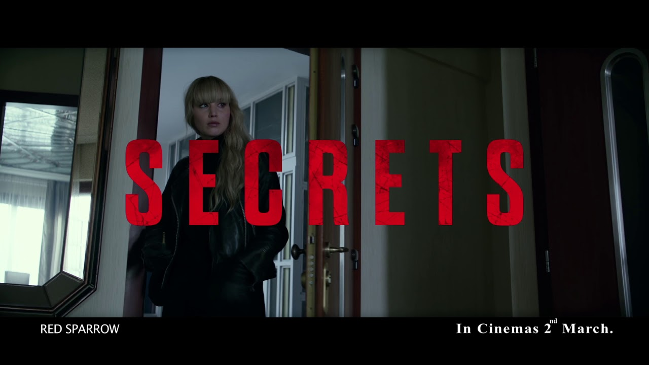 how to watch red sparrow online