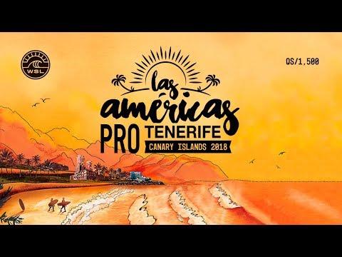 Las Americas Pro Teneife - Day  3