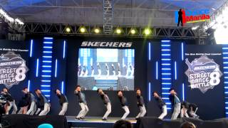 Skechers Streetdance Battle 8 - La Salle Green Hills