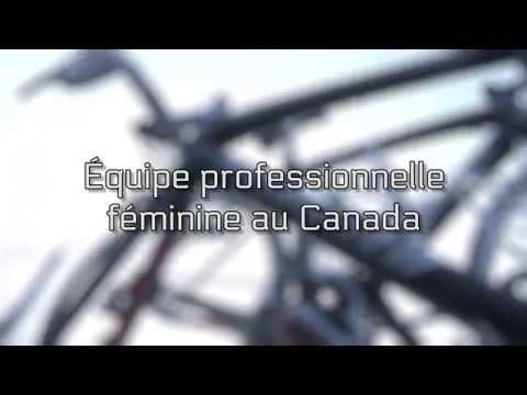 Première équipe cycliste féminine Conférence de presse 2014