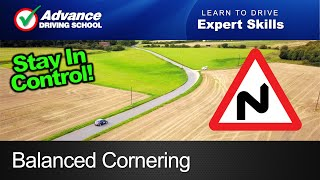Cornering  |  Learning to drive: Expert skills