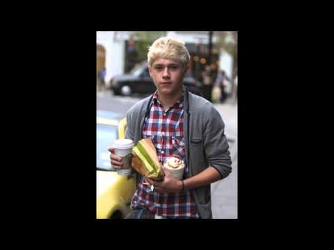 Niall Horan from baby to now