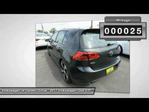 2017 Volkswagen Golf GTI Garden Grove CA HM025780 YouTube