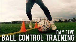 Ball Control and Core Training | The Pre-Preseason Program | Day Five