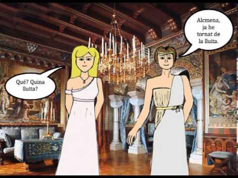 Mite de Zeus i Alcmena
