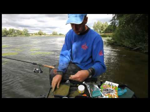 Fishing For Big Bream On The Quivertip And Feeder Tackle