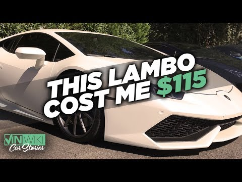 I Just Bought A Lamborghini With Bitcoin
