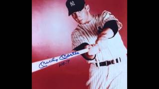 "Auction: Mickey Mantle Signed Yankees 8x10 Photo Inscribed ""No. 7"" (JSA LOA)"