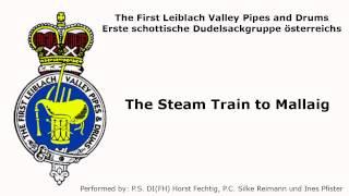 The Steam Train to Mallaig