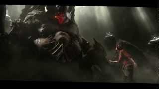 официальный трейлер к игре Diablo III