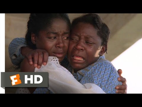 The Color Purple 16 Movie   Sisters Separated 1985 HD