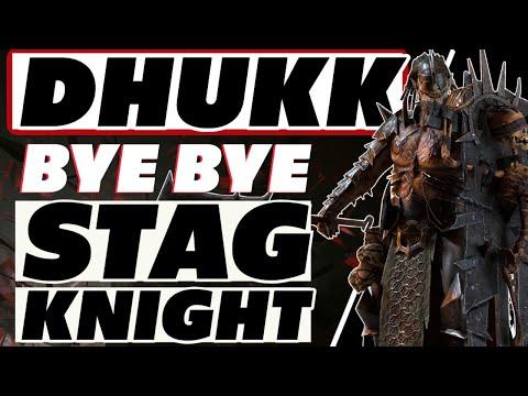 Dhukk the Pierced bye bye Stag Knight Raid Shadow Legends Dhukk guide