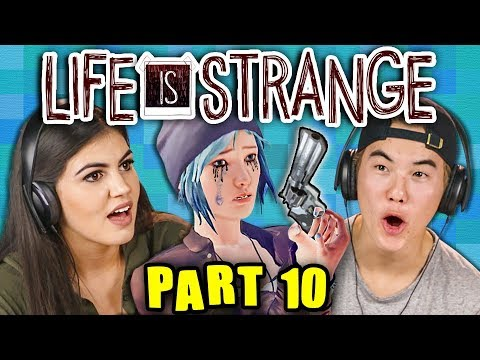 THE KILLER APPROACHES!!! | LIFE IS STRANGE - Part 10 (React: Gaming) thumbnail