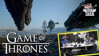 Pardon My Take Preview Game of Thrones Season 8 Trailer