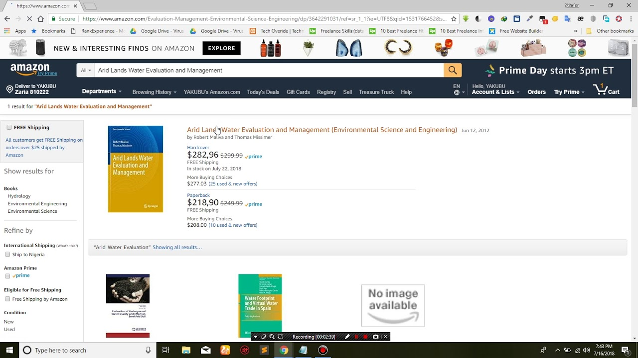 How to download Paid Books from Amazon,Ebay,Springer etc FREE 2018 HD
