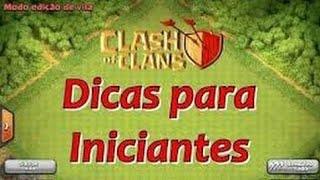 DO ZERO AO SUCESSO- DICA DE TREINO RÁPIDO PARA INICIANTE CLASH OF CLANS