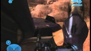 Halo: Reach Glitch - Boarding and Destroying The Scarab