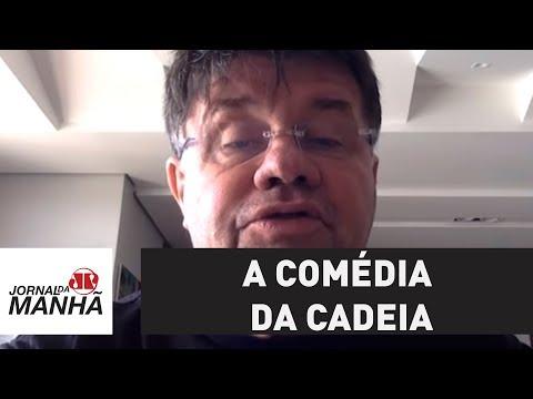 A comédia da cadeia no Rio de Janeiro | Marcelo Madureira
