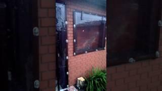 Мягкие окна в небольшую беседку(, 2017-06-21T08:20:09.000Z)