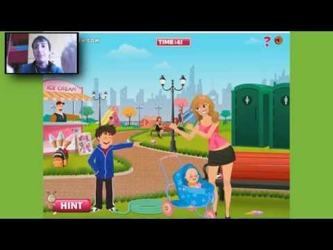 BimboMinkia VS MILFONA BabySitter MONELLA - Naughty Babysitter 1 e 2 poster