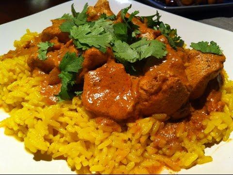 Maura's Crock Pot Chicken Tikka Masala