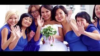 Свадебный клип Жаргал и Саяна