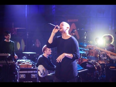 Agent Fresco - Dark Water (Live at Studio A)