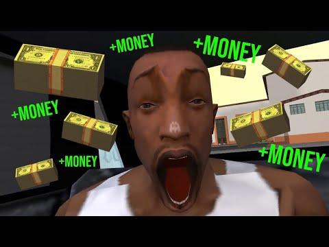 50000$ ЗА 12 МИНУТ! | GTA San Andreas