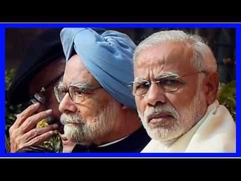 Pm modi should accept note ban blunder, rebuild economy: manmohan singh