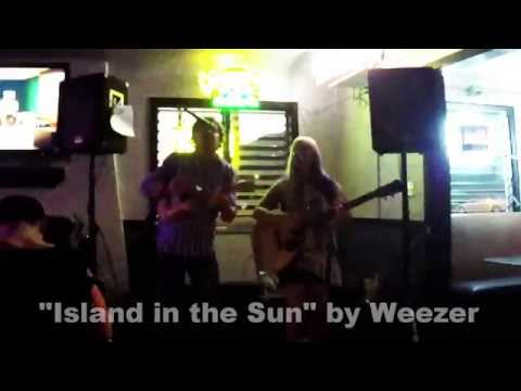 Island in the Sun with Nataly Lola. Little Uke skills