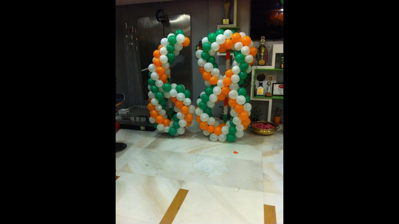 Indian independence day decoration ideas for big office for 15th august independence day decoration ideas