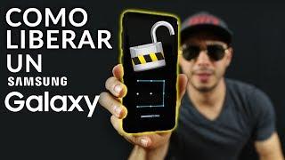 Como Desbloquear un Samsung Galaxy | Liberar Samsung Galaxy S8, S7, S6, S5, S4...