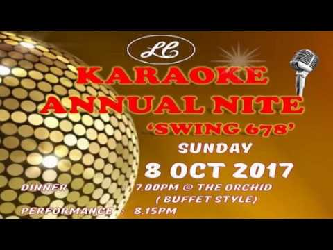 2017 10 08 RLC Karaoke Annual Nite