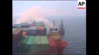 UK: INVESTIGATION INTO CRUISE SHIP/ CARGO VESSEL COLLISION