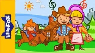 Home on the Range | Song for Kids by Little Fox