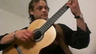 Guitarra por el mundo. Victor Alejandro