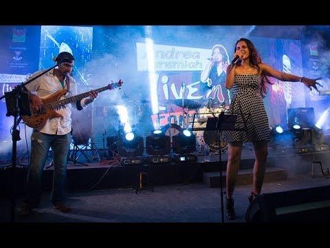 Andrea Jeremiah Live | Phoenix Marketcity Chennai