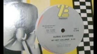 My boy lollipop - Aural Exciters