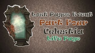 Wizard101 Lost Pages Event, Celestia, Life Page, Part 4 of 6