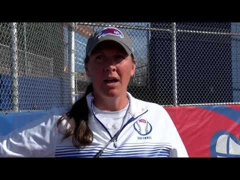 Head Coach Danielle Henderson Postgame vs. Stony Brook