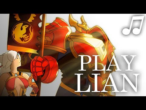 Paladins Song - Play Lian (Mulan - I'll Make a Man Out of You) ♪