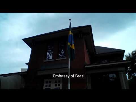 Embassies And High Commissions In Canada #2 (Brazil, Austria, Algeria, Russia)